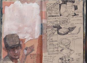 Sketchbook 30 - 15