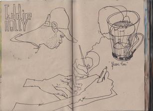 Sketchbook 30 - 37