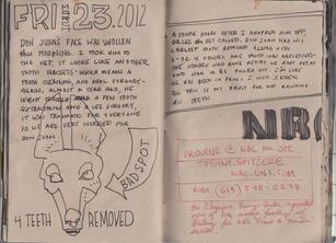 Sketchbook 30 - 21