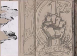 Graham Smith Sketchbook 28- 127