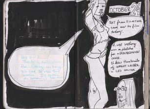 Graham Smith Sketchbook 28- 139