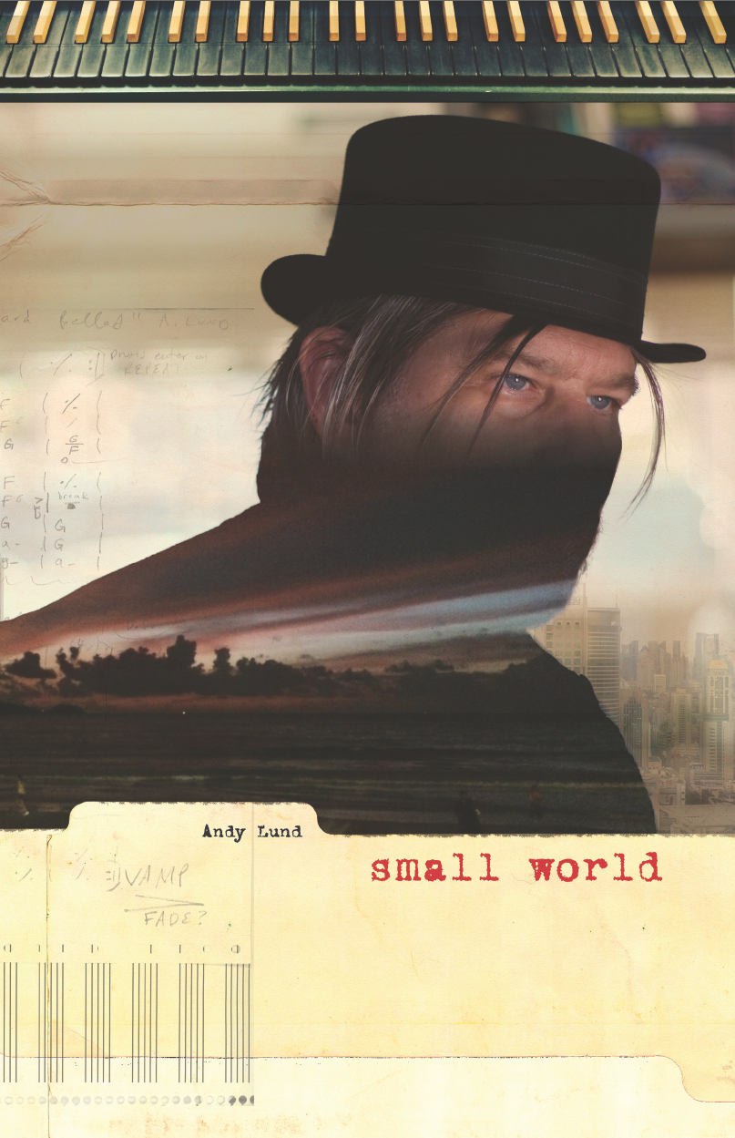 Andy Lund-Small World-cover by Graham Smith.png