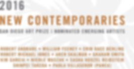 new contemporaries poster