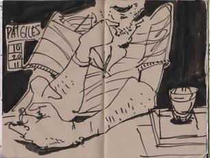 Graham Smith Sketchbook 28- 103