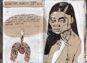Sketchbook 30 - 11
