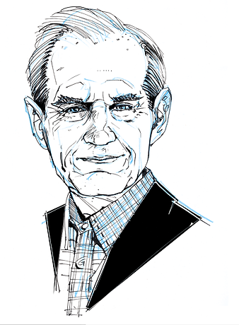 David Boies for Worth magazine
