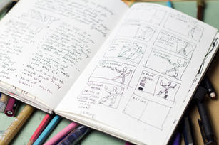sketrchbook 40 3082