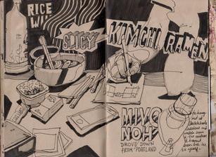 Graham Smith Sketchbook 28- 144