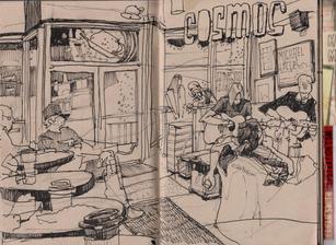 Graham Smith Sketchbook 28- 113