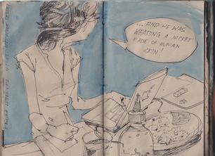Sketchbook 30 - 26