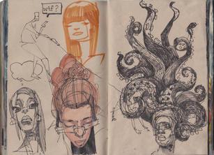 Sketchbook 30 - 16