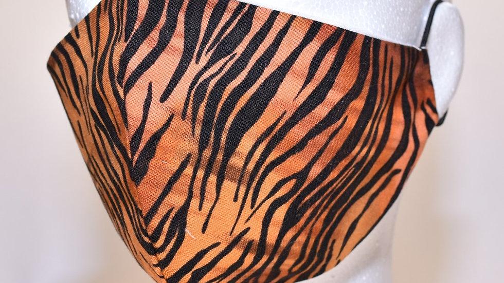 TIGER STRIPES, An Original Design by Angela Ngiangi