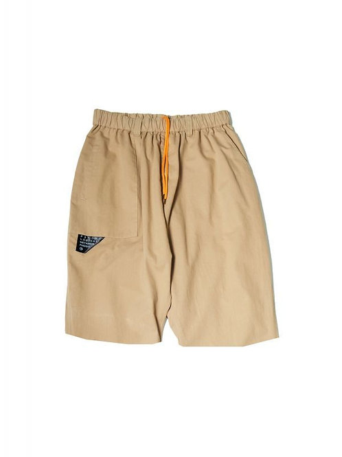 CHINO EASY SHORTS BEIGE