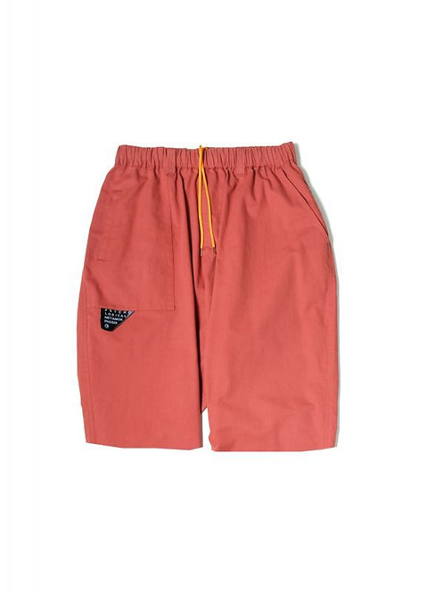 CHINO EASY SHORTS LT RED