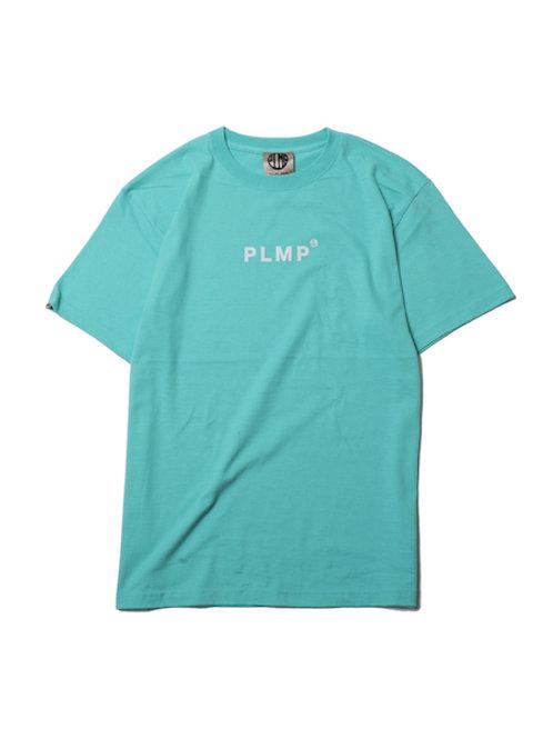 PLMP WORD TEE / MT GREEN