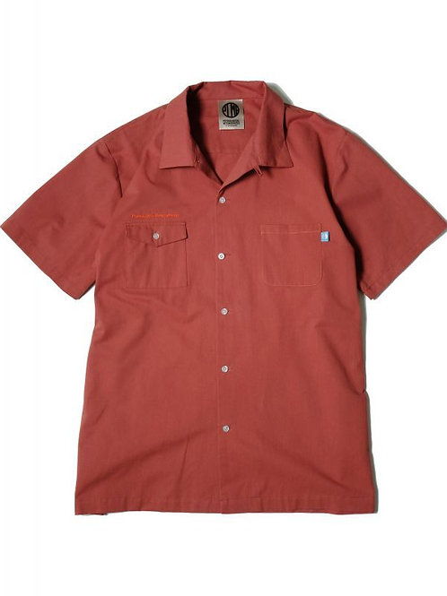 CHINO WORK SHIRTS LT RED