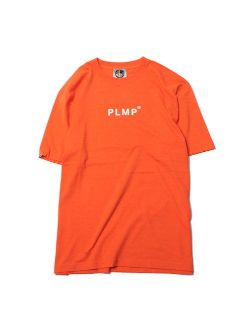 PLMP WORD TEE / ORANGE