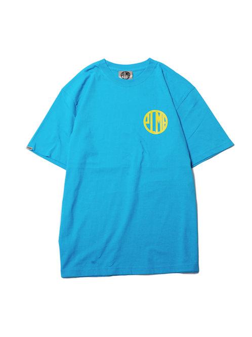 PLMP MARK TEE / BLUE