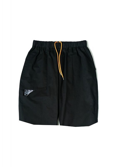 CHINO EASY SHORTS BLACK