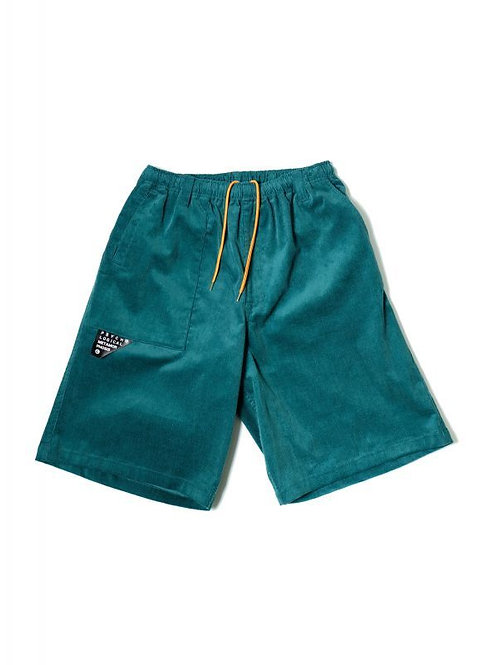 CORDY EASY SHORTS GREEN
