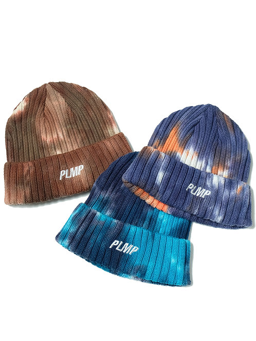 DYED KNIT CAP