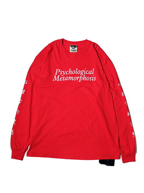 WIRE LS TEE / RED