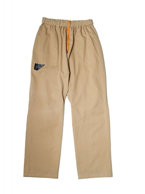 CHINO EASY PANTS BEIGE