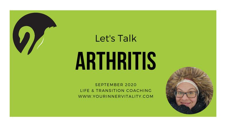 Let's Talk Arthritis