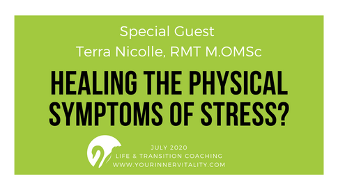 Healing the Physical Symptoms of Stress