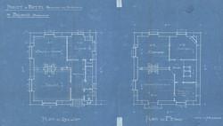 Plans de niveaux 1922