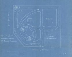 Plan masse 1922