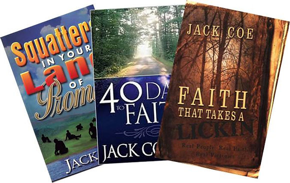 Three Book Special