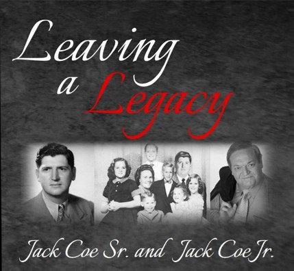 Leaving a Legacy (DVD)