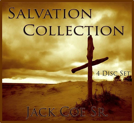 Salvation Collection (CD)