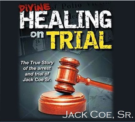 Divine Healing on Trial DVD