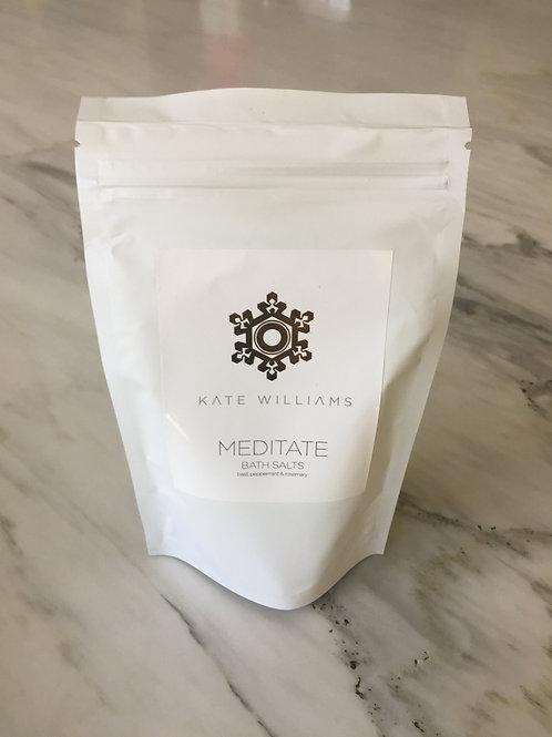 Meditate Bath Salts