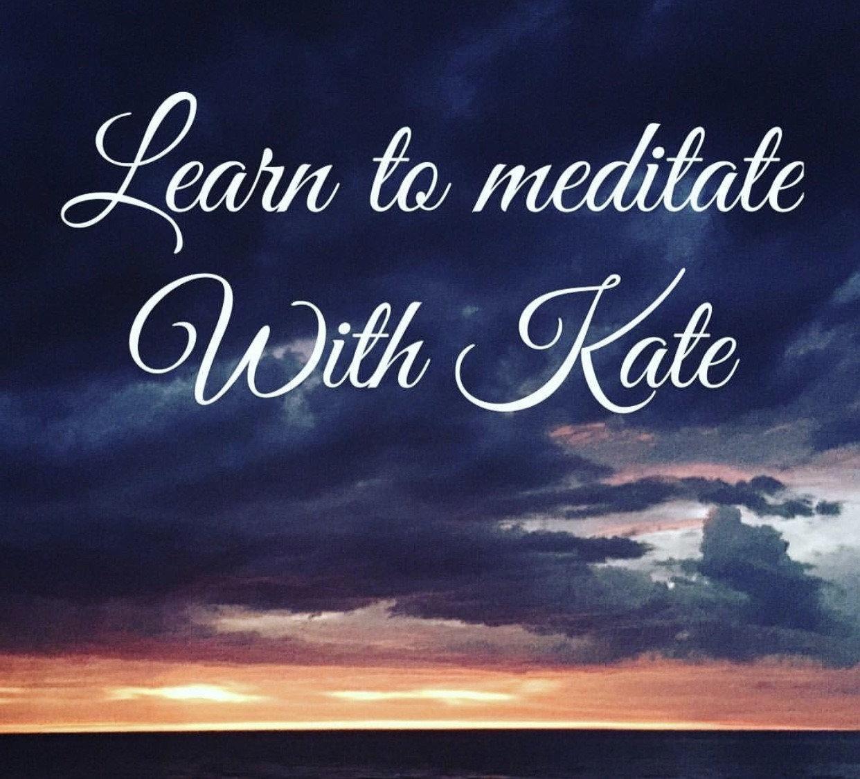 1hr Meditation & Intuituion development