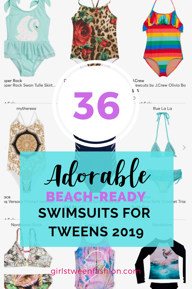 swimsuits for girls 2019