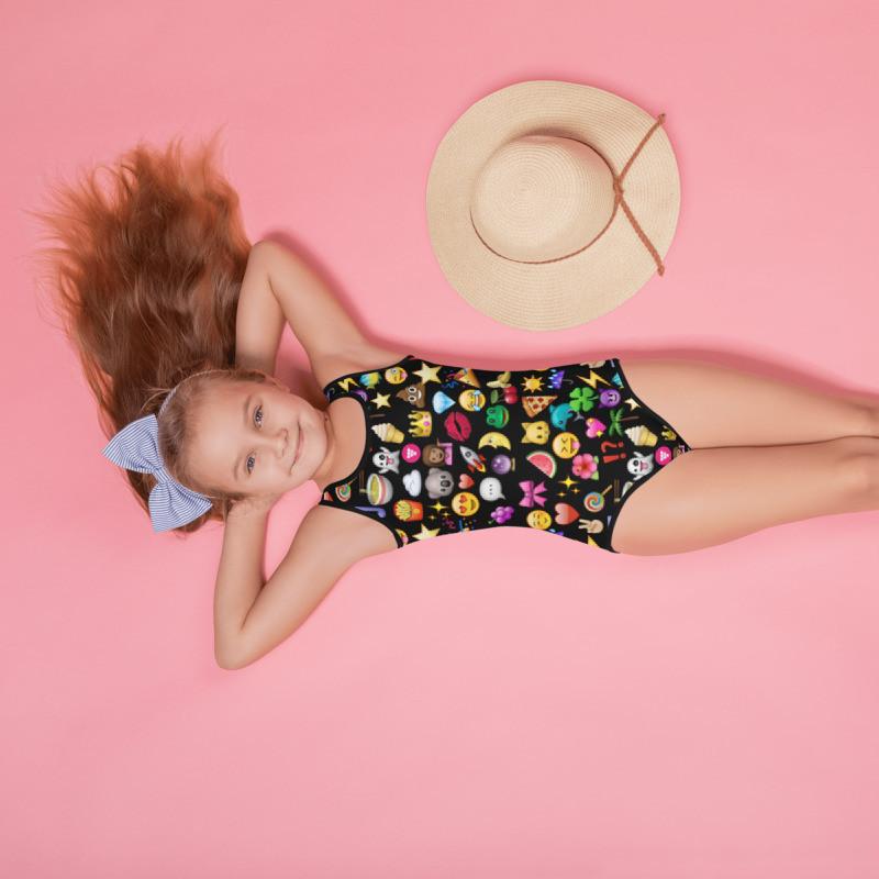 Girls Swimwear Design