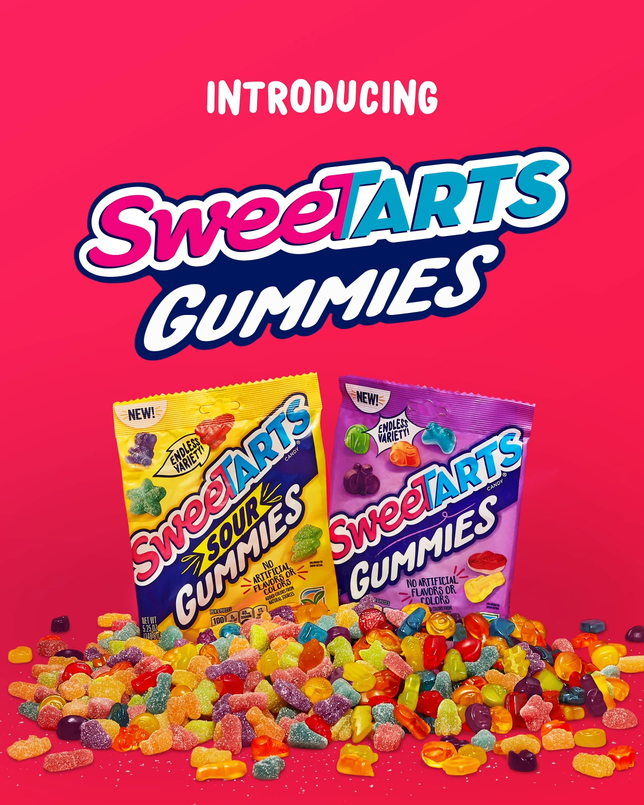 Gummies release image