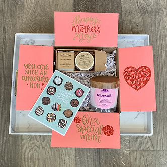 Spa (Shower) Gift Box for Any Occasion
