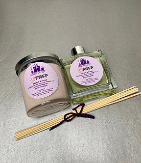 French Riviera Film Festival Soy Wax Candle or Reed Diffuser