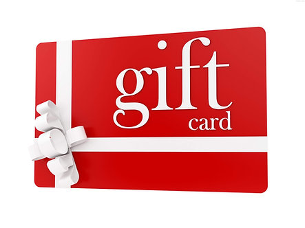 Gift Card - Select Your Amount