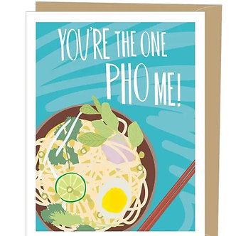 Any Occasion - You're the One Pho Me