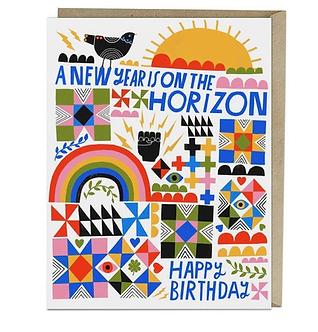 Birthday - Horizon
