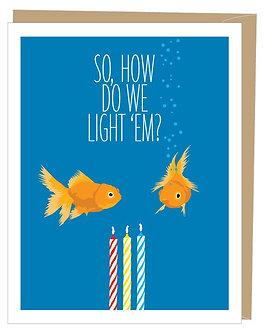 Birthday - Goldfish