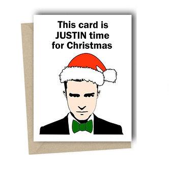 Holiday - Justin Timberlake
