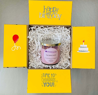 Candle or Reed Diffuser Gift Box for Any Occasion