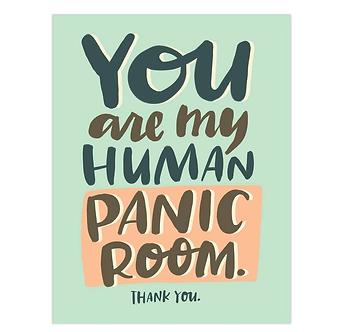 Thank You - Panic Room