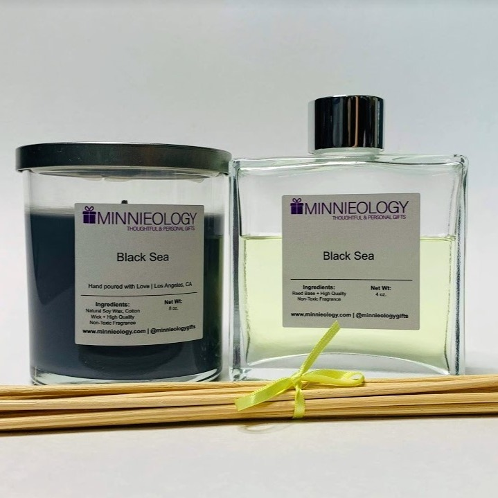 Minnieology Soy Wax Candle or Reed Diffuser